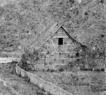 Fotografía de Casa Benitz de 1895. Por Alfredo Jahn.