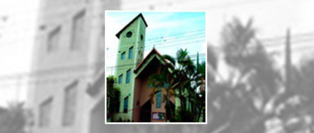 Capilla Nuestra Señora del Perpetuo Socorro, en la población de El Vigia, estado Mérida. Venezuela.