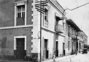 Casa Mercantil Dalla Costa. Foto Américo Fernández, cronista de la ciudad.
