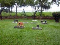 Cerca perimetral del cementerio. Marinela A. 2017