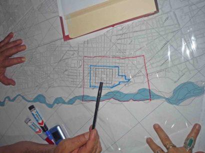 Estudio de la poligonal del centro histórico de Barinas, estado Barinas. Venezuela.