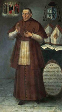Ilustrísimo señor doctor Rafael Lasso de la Vega, circa 1830. Tiene su monumento en Mérida, Venezuela.