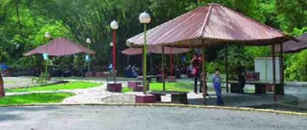 Parque Rómulo Gallegos. Patrimonio cultural de Venezuela.