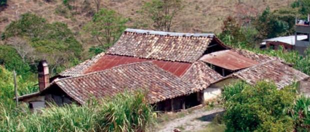Trapiche de El Ñampo, estado Táchira. Patrimonio histórico de Venezuela.
