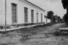 La Pulideña en 1927, Monumento nacional del casco histórico de Barinas. Barinas, Venezuela.