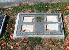 Robo parcial de lápidas en el Cementerio del Este, conocido como de La Guairita. Patrimonio venezolano bajo acoso de la mafia del bronce.