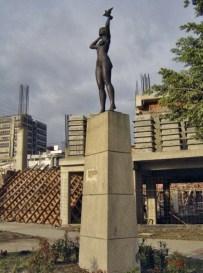 Patrimonio histórico de Mérida, Venezuela, en peligro. Mafia del bronce.