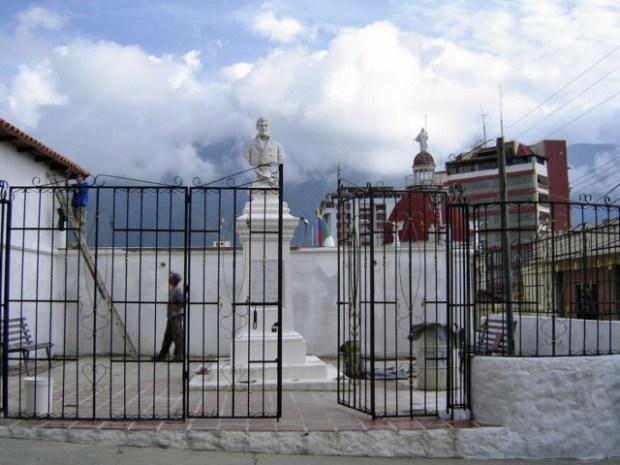 Patrimonio histórico de Mérida, Venezuela.