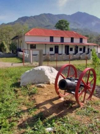Exterior de la Hacienda Boquerón. Foto venaventour.com, circa 2016.
