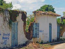 Las lluvias terminaron de destruir lo que la desidia había empezado en La Arveleña.