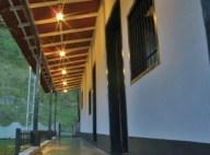 Techo de Haciena Boquerón, o La Casa de La Hacienda. Foto Venaventuour.com, noviembre de 2016.