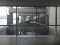 Vista desde la entrada del Archivo Audiovisual. Foto: Mayerling Zapata López.
