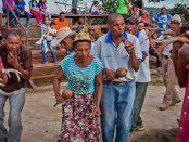 El ancestral baile de las turas, un ritual sincrético para invocar las buenas cosechas. Patrimonio cultural intangible venezolano.