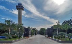 Parque La Marina o Mirador del Lago, víctima de la mafia del cobre. Patrimonio cultural venezolano en peligro. Maracaibo, estado Zulia.