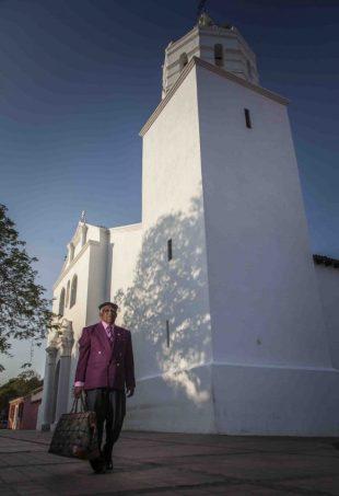 Postales de Coro. Catedral de Coro. Casco histórico de Coro, estado Falcón, Venezuela. Postales de Coro