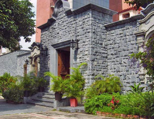 casa-gonzalez-gorrondona. Foto Instituto del Patrimono Cultural, circa 2005.
