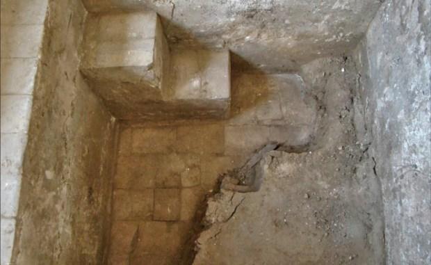 La mikve descubierta en Coro, Falcón, es única en el mundo.