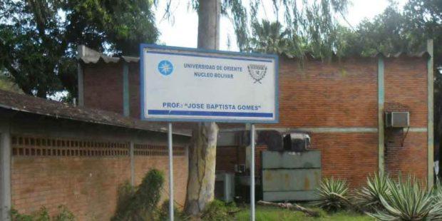 Museo Geológico y Minero José Baptista Gómez. Núcleo Bolívar de la UDO. Alerta patrimonial de Venezuela.
