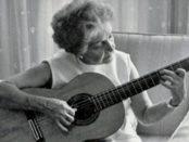 Conny Méndez, cantautora que enriqueció el folclor venezolano.