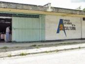 Ateneo Autobús de la Cultura, municipio Independencia del estado Miranda. Patrimonio cultural de Venezuela