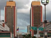 Torres de El Silencio. Centro Simón Bolívar.