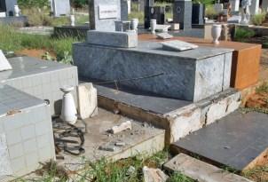 Cementerio El Cuadrado, de Maracaibo, estado Zulia. Patrimonio cultural en riesgo. SOSPatrimonio
