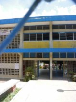 Escuela Conopoima La Lagunita. Foto Veronidae_Wikimedia Commons, julio de 2013.