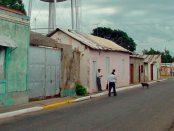 Centro histórico de Cantaura, estado Anzoátegui, Venezuela.