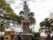Plaza Coromoto de Guanare. Patrimonio cultural del estado Portuguesa, Venezuela.
