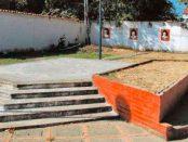 Plaza El Escritor, Guanare. Patrimonio cultural de Portuguesa.