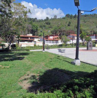 Parque Beethoven de Mérida, patrimonio cultural venezolano en riesgo.