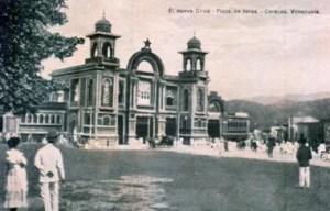 Nuevo Circo de Caracas. Patrimonio cultural de Venezuela.