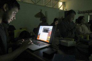 Taller de fotogrametría. Patrimonio cultural en riesgo. Venezuela.