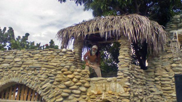 El Castillete, de Armando Reverón. Macuto, estado Vargas. Patrimonio cultural de Venezuela.
