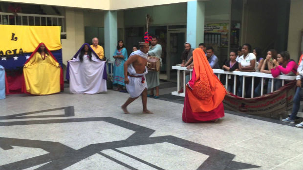 Kaa´ula yawaa, danza tradicional