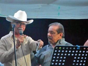 Joel Hernández, cantautor nativista del llano colombo-venezolano. Patrimonio cultural de Venezuela.