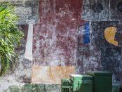 El gran tótem, mural de Domingo Medina en la Gobernación de Falcón. Patrimonio cultural en peligro.