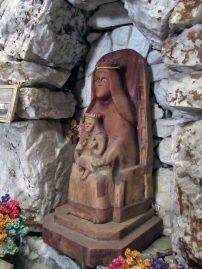 Capilla de Piedra de Juan Félix Sanchez, San Rafael de Mucuchíes. Mérida. Patrimonio cultural de Venezuela en riesgo.