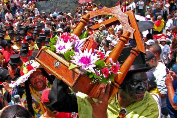 Parranda de San Pedro de Guarenas y Guatire. Patrimonio inmaterial de la humanidad. Venezuela.