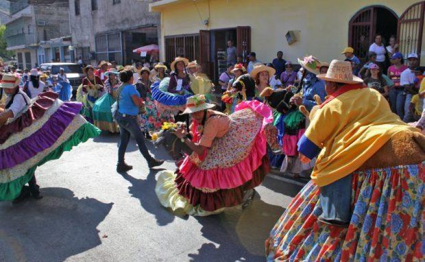 La Burriquita. Patrimonio inmaterial de Venezuela.