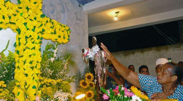 Velorios de la Cruz de Mayo en San Diego y Valencia, estado Carabobo. Patrimonio inmaterial de Venezuela.