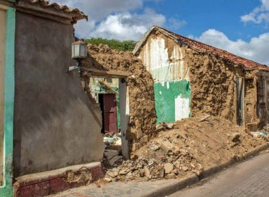 Se caen las casonas del casco histórico de Coro, Falcón. Patrimonio Mundial en peligro.