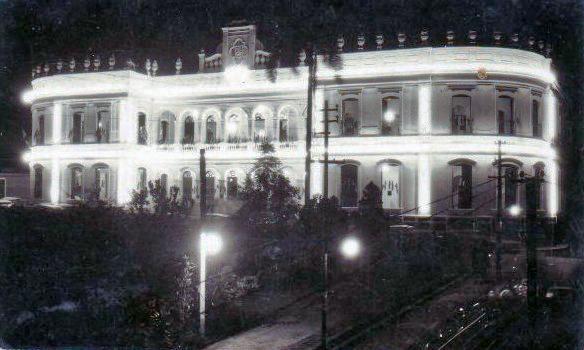 Palacio de los Leones. San Cristóbal, estado Táchira. Patrimonio arquitectónico de Venezuela.