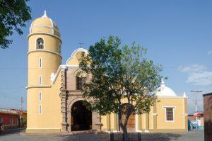 Iglesia San Francisco de Paula, Yare, estado Miranda. Fotografía Luis Chacín, 2018.
