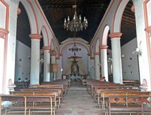 Iglesia Santo Domingo de San Carlos, Cojedes. Monumento Nacional de Venezuela en peligro.