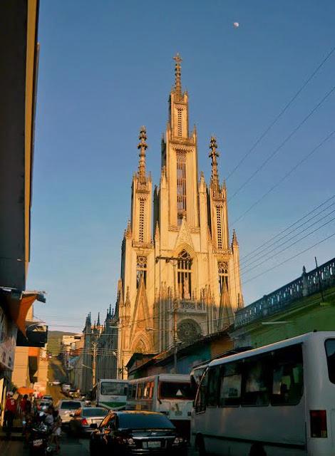 Iglesia de San José, de la ciudad de San Cristóbal, Táchira. Patrimonio arquitectónico de Venezuela. Siglo XX.