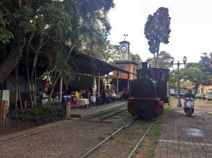 Museo del Transporte Guillermo José Schael, de Caracas. Patrimonio cultural de Venezuela.