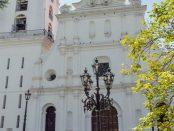 Catedral de Caracas. Monumento Nacional. Patrimonio arquitectónico de Venezuela.