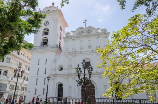 Catedral Metropolitana de Caracas, fotografía Luis Chacín, 2018.