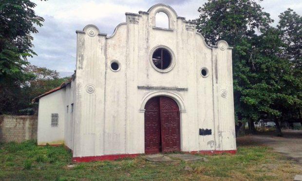 Capilla Nuestra Señora de la Guadalupe, Ocumare del Tuy, estado Miranda. Patrimonio venezolano en peligro.
